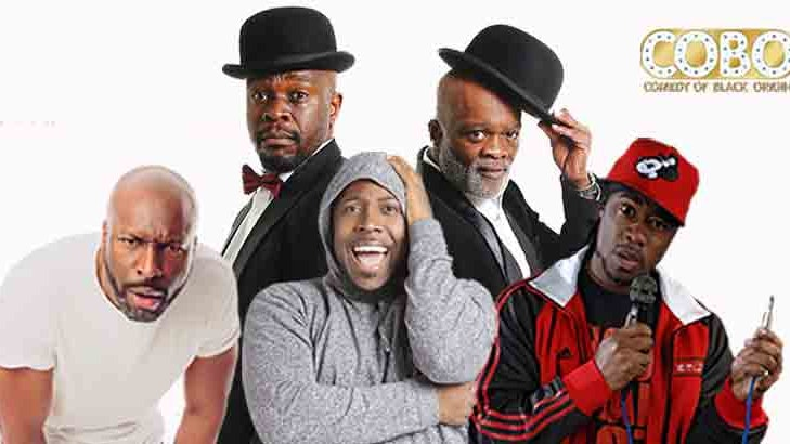 COBO : Comedy Shutdown Black History Month Special – Coventry