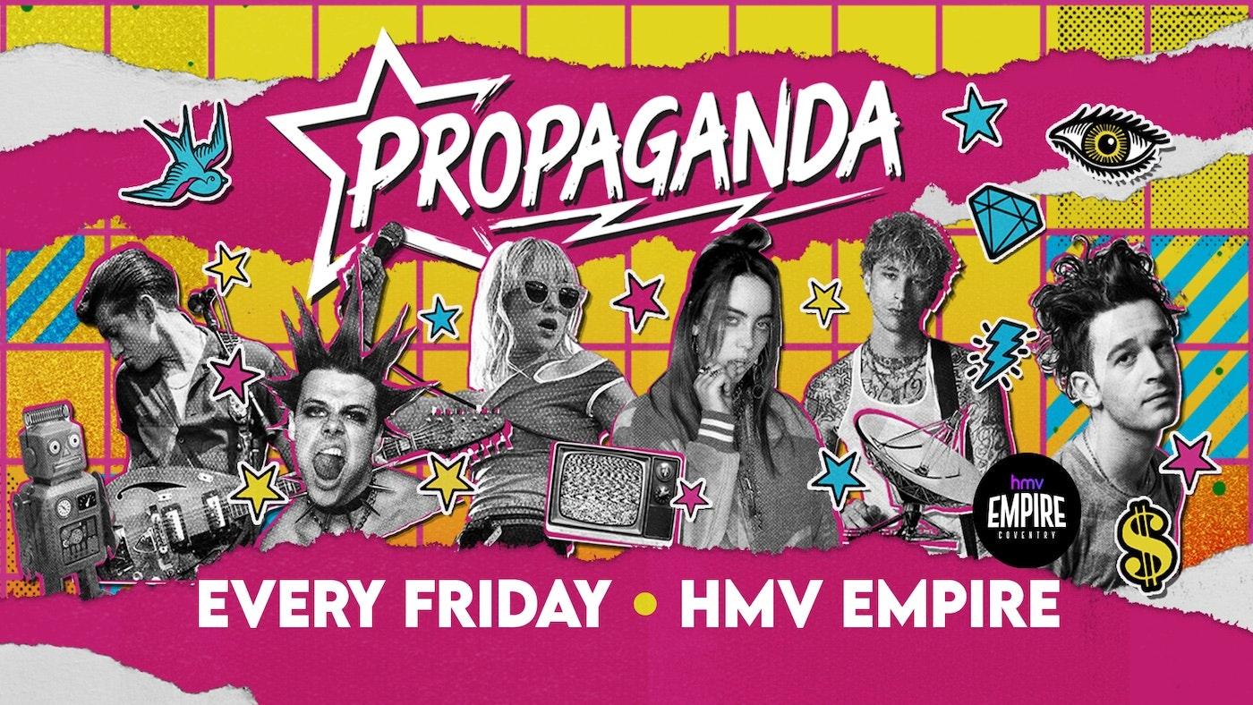 Propaganda Coventry!
