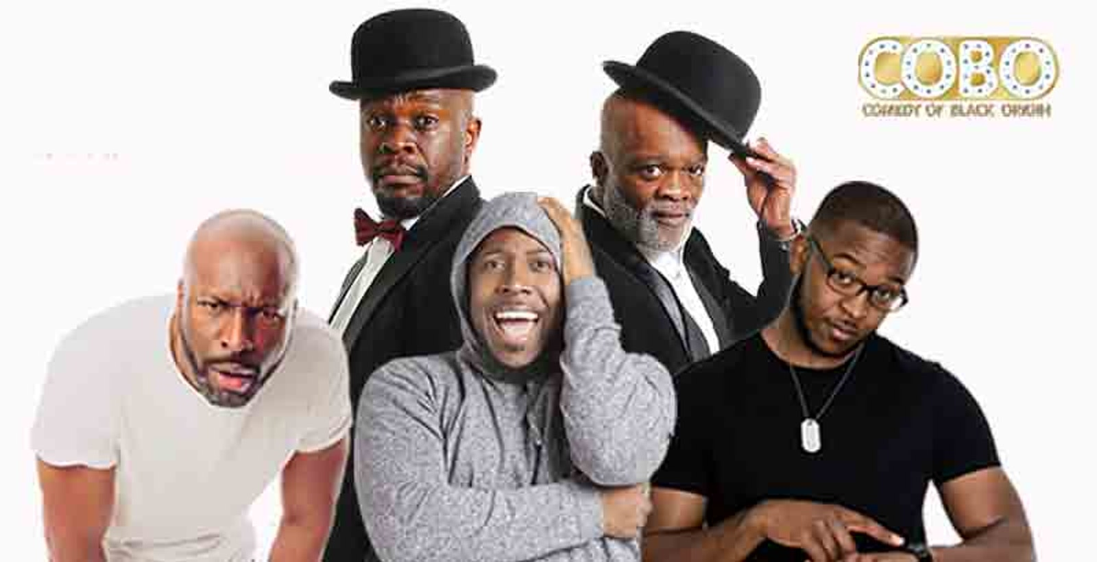 Comedy Shutdown : Black History Month Special – Birmingham