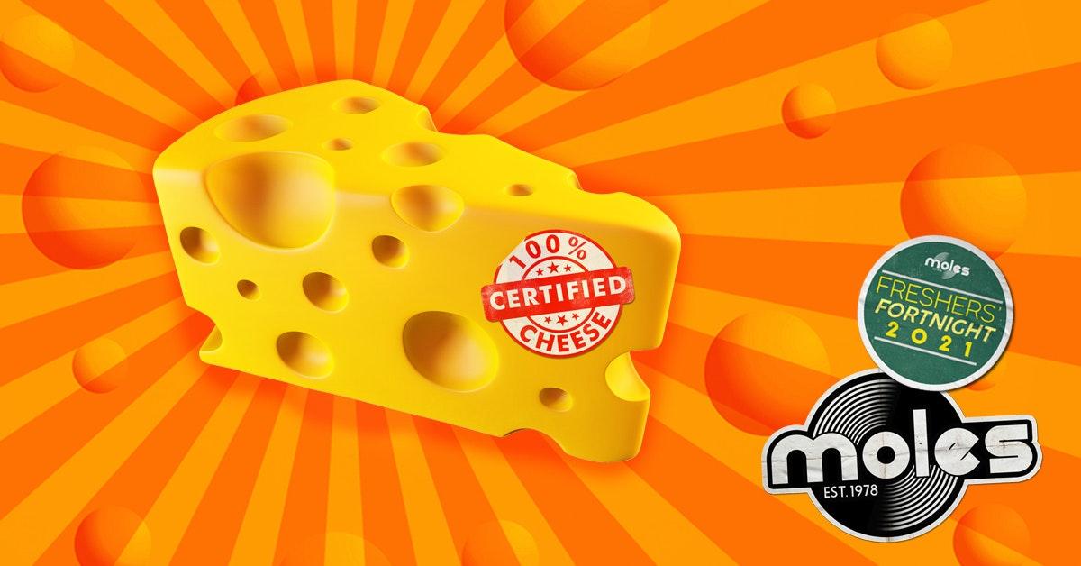 The Big Sunday Funday Cheese   Freshers' Fortnight 2021