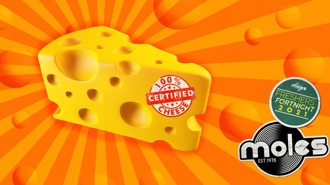 The Big Sunday Funday Cheese | Freshers' Fortnight 2021