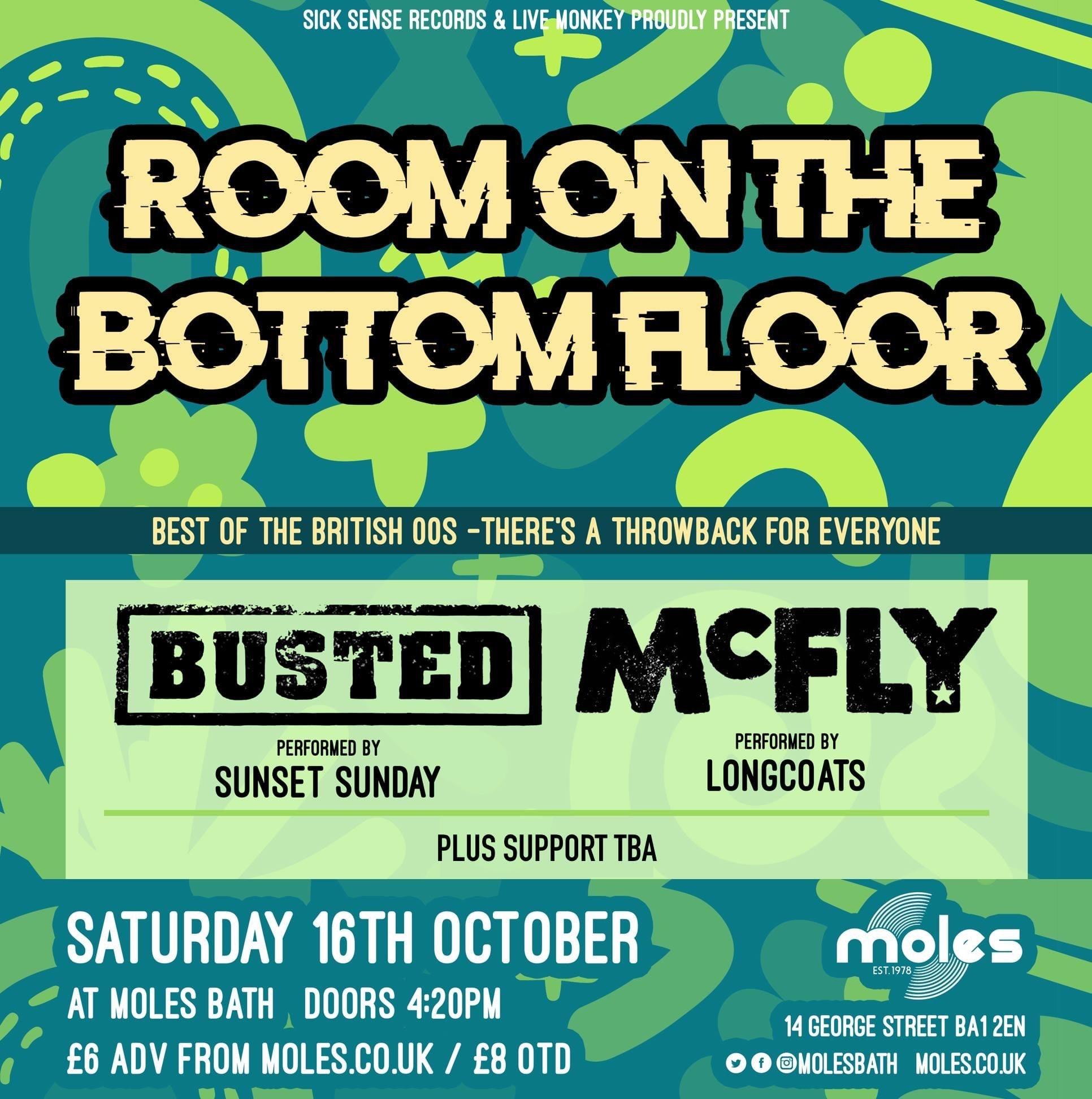Room on the Bottom Floor Festival