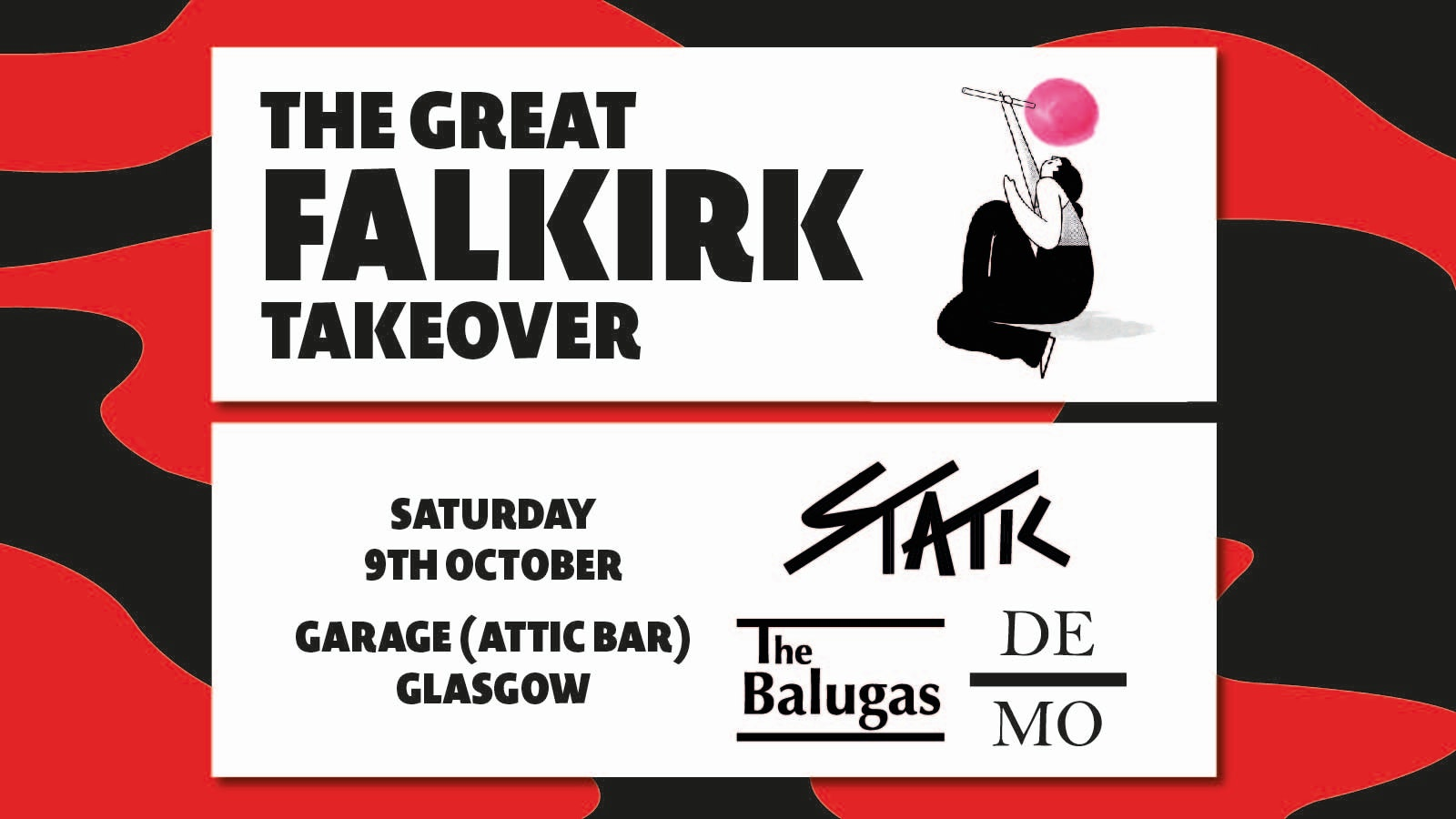 The Great Falkirk Takeover – Glasgow