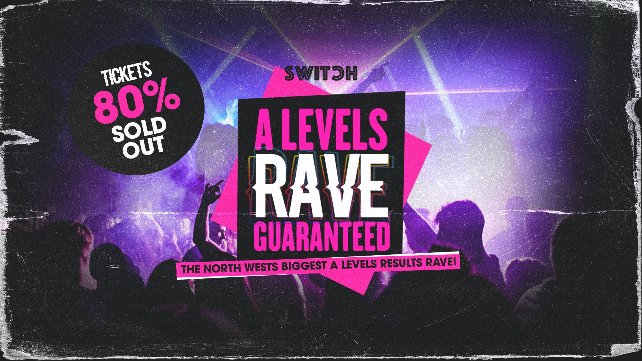 A Level Results Takeover | Celebration Party at Switch