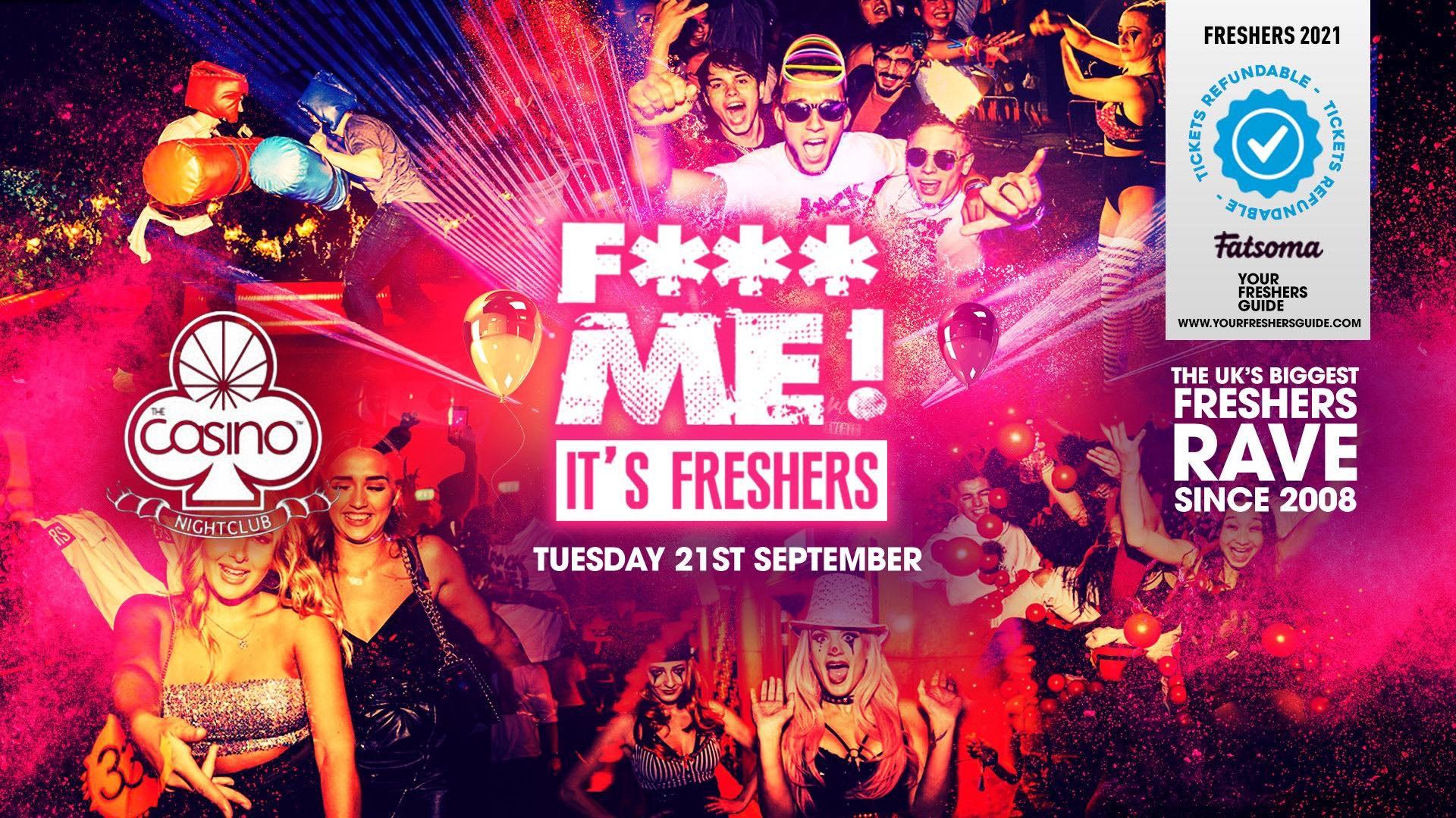 F**K ME It's Freshers | Surrey Freshers 2021