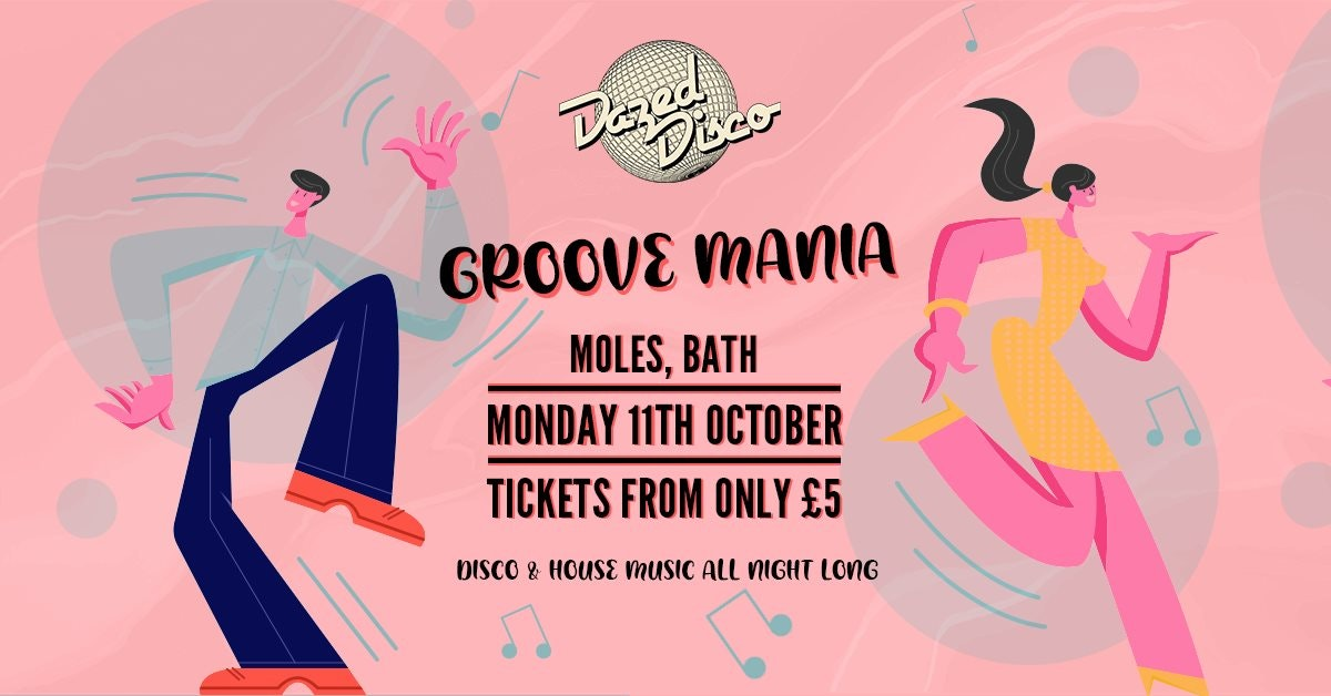 Dazed Disco Bath: Disco Mania!