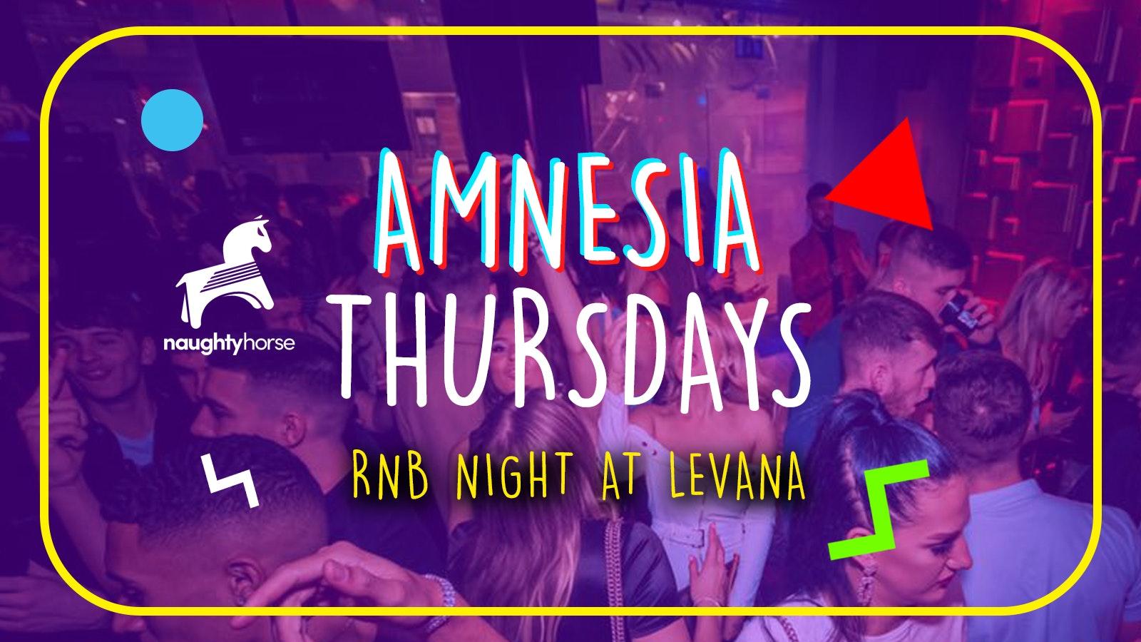 Amnesia Thursdays – Levana [Naughty Horse]