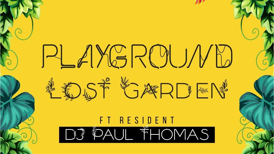 Playground – Thursday 23rd September