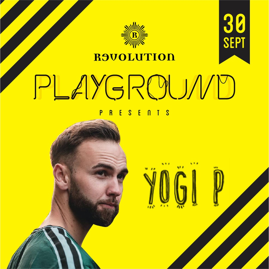 Playground Presents – Yogi P