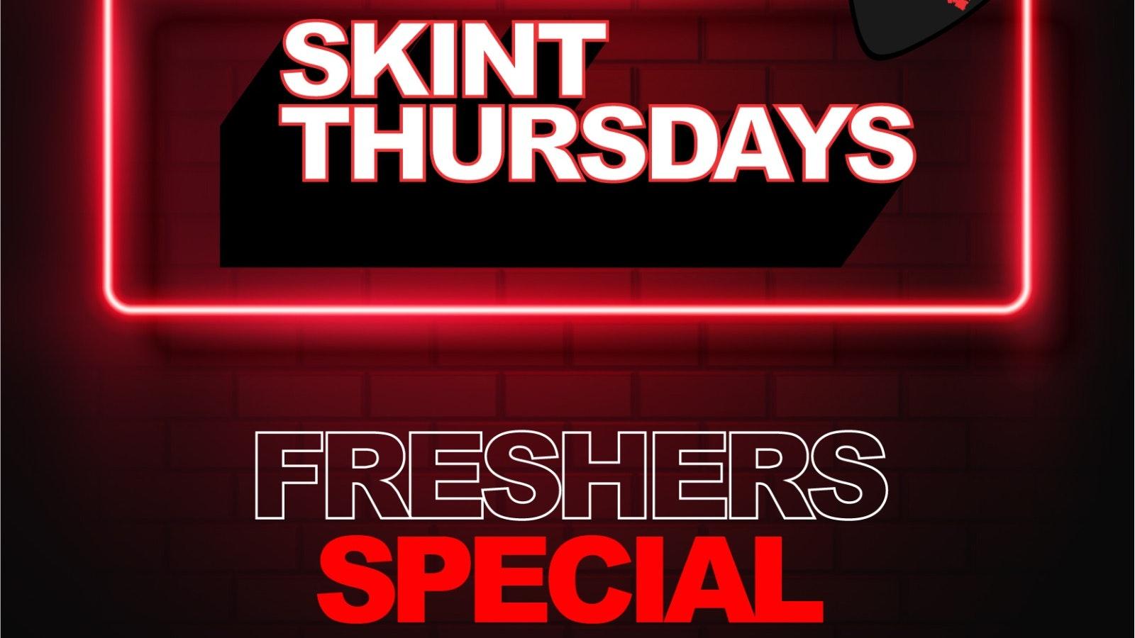 Skint Thursday – Thursday 23rd September