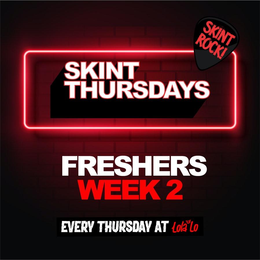 Skint Thursday – Thursday 30th September