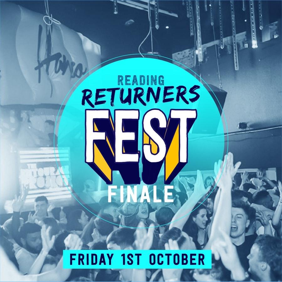 Hanzo – Returners Fest Finale
