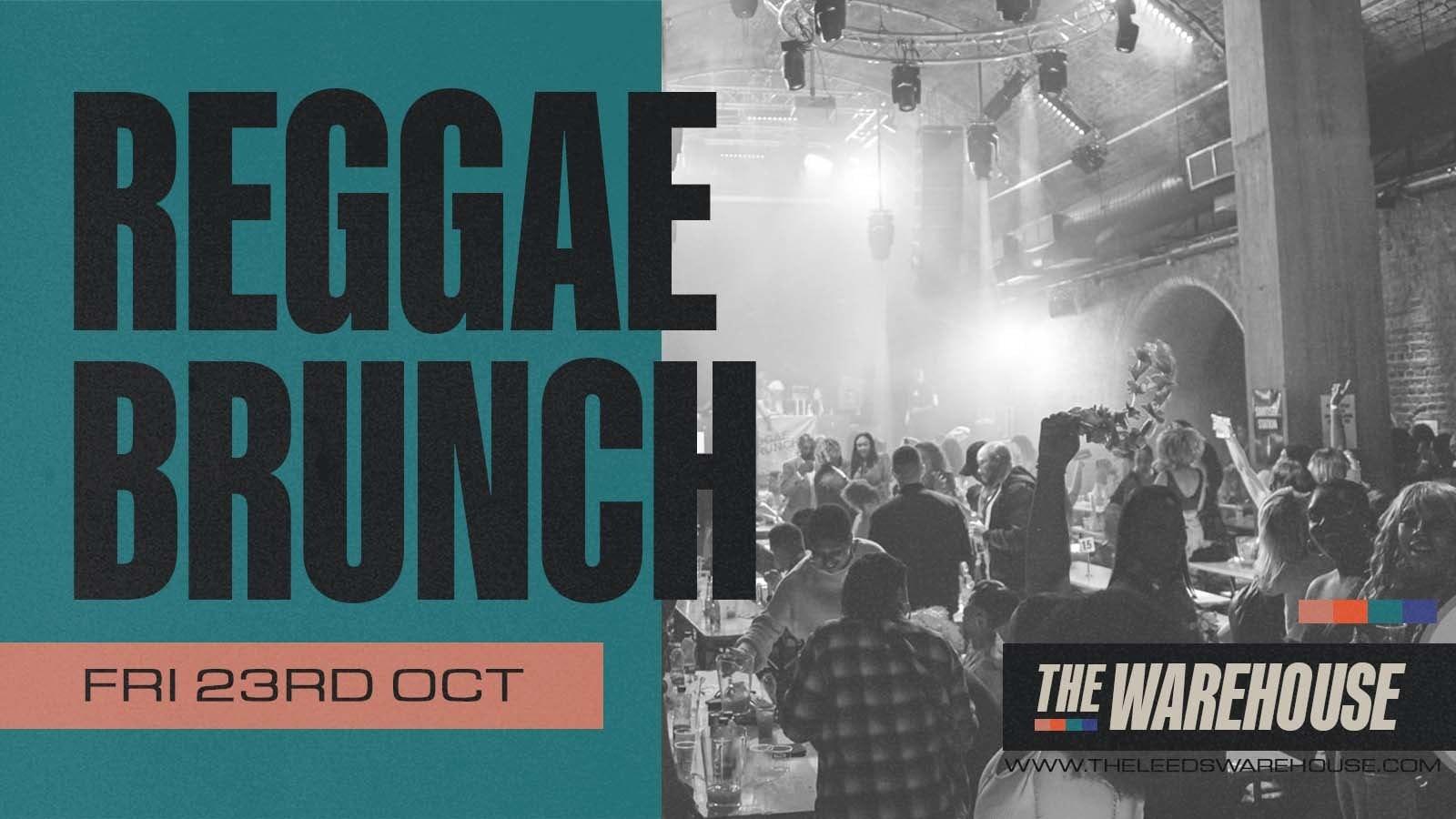 Reggae Brunch – Live