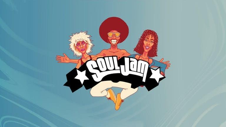 SoulJam | The Love Train Tour