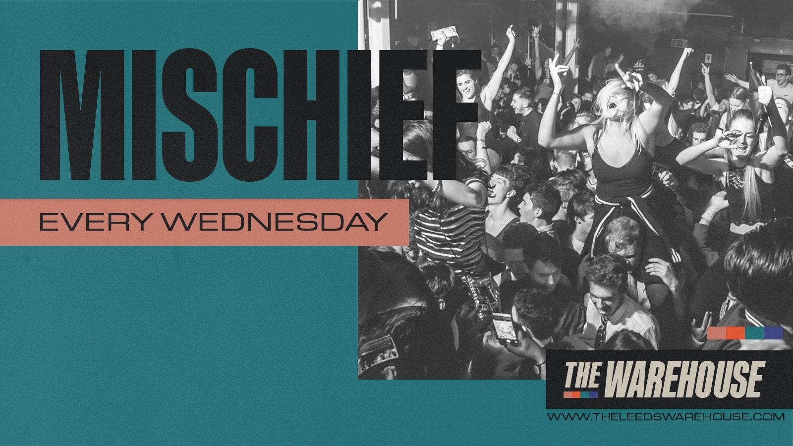 Mischief Freshers Sunday – Club