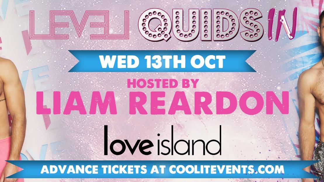 Quids In Wednesdays  : Love Island winner Liam Reardon