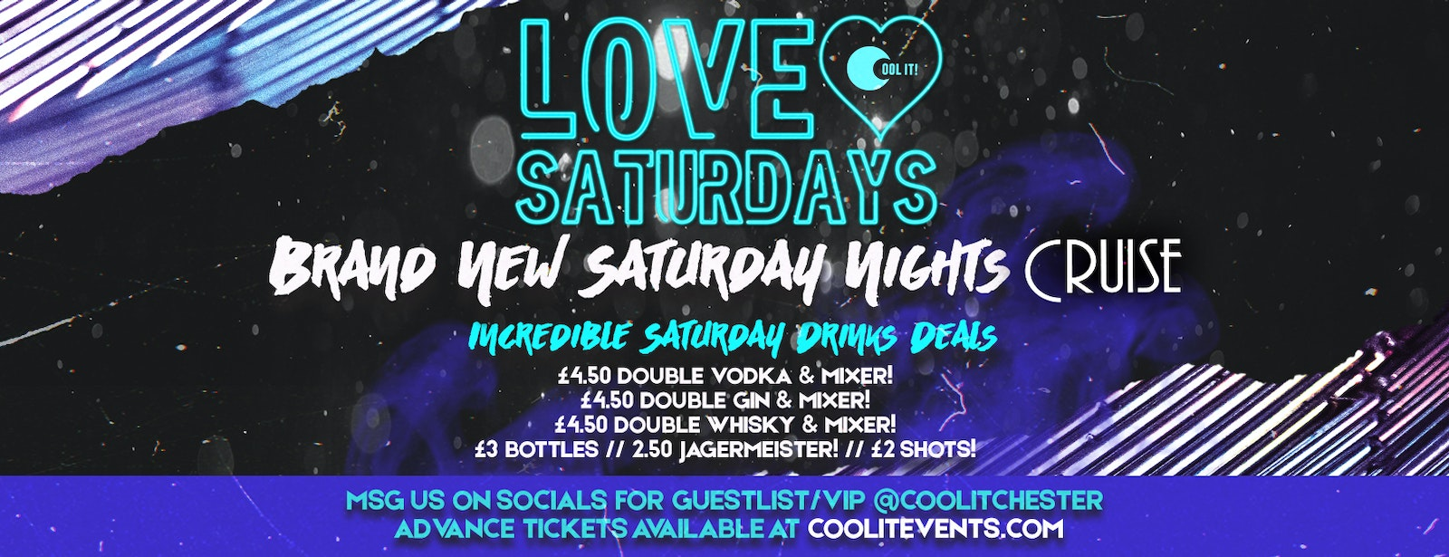 LOVE Saturdays – Opening Party