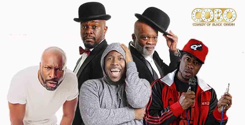 COBO : Comedy Shutdown – Black History Month Tour