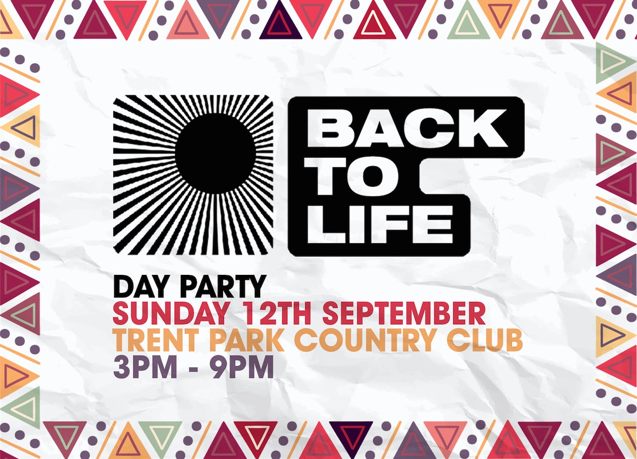 Back To Life VIP : The Soulfull House Day Party at Trent Park