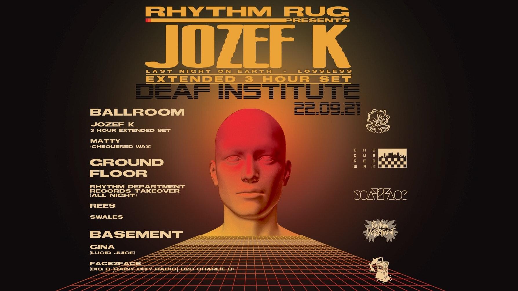 Rhythm Rug Presents: Jozef K