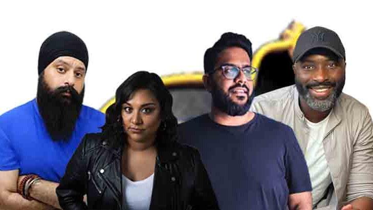 Desi Central Comedy Show – Northampton