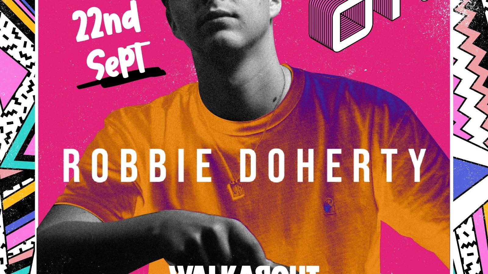 OTO – Robbie Doherty