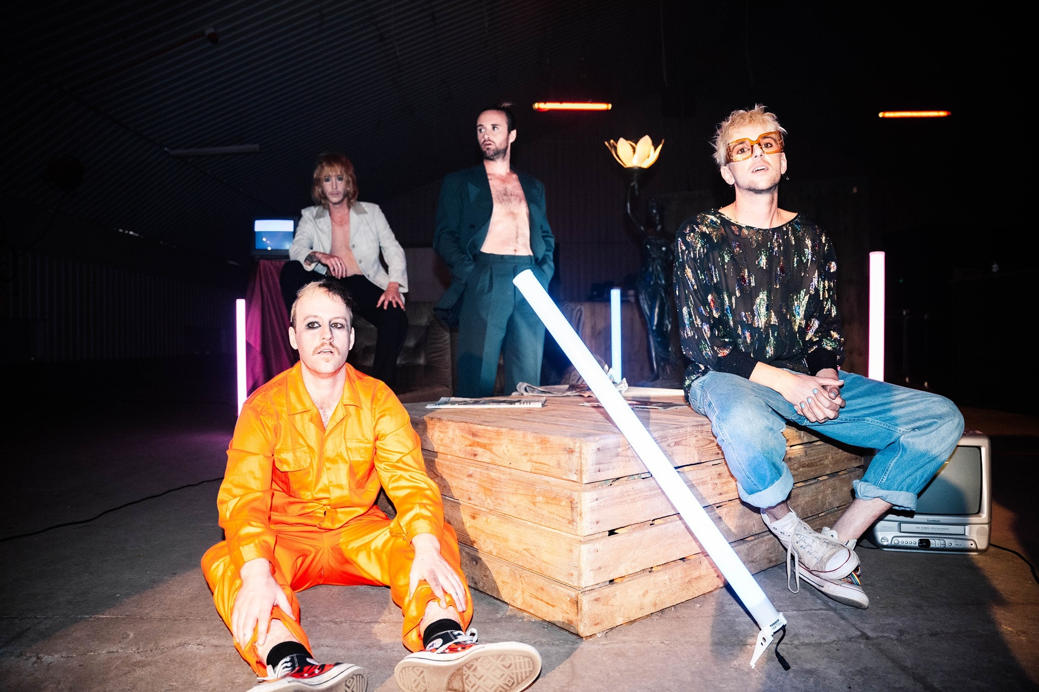 Will And The People | Sheffield, Record Junkee