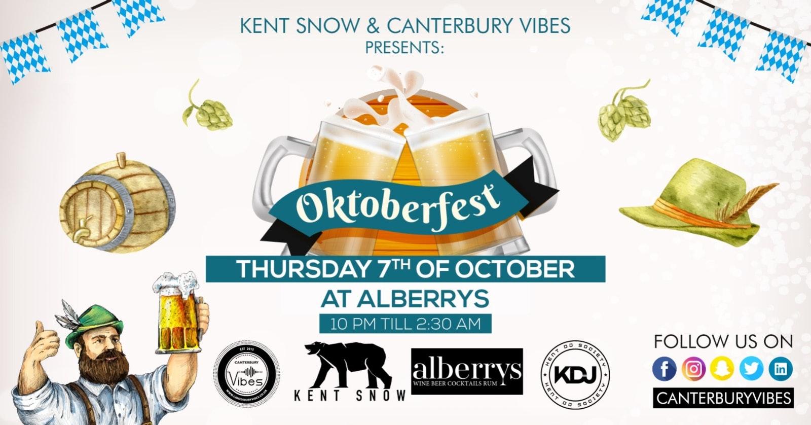 Oktoberfest Canterbury