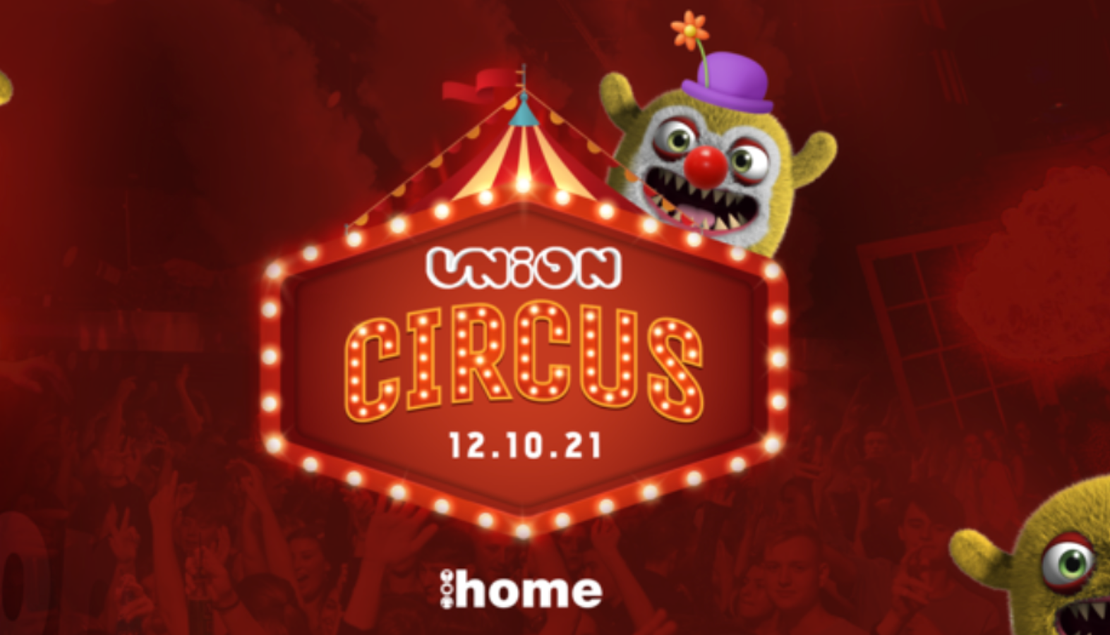Union Tuesday's at Home // THE CIRCUS //