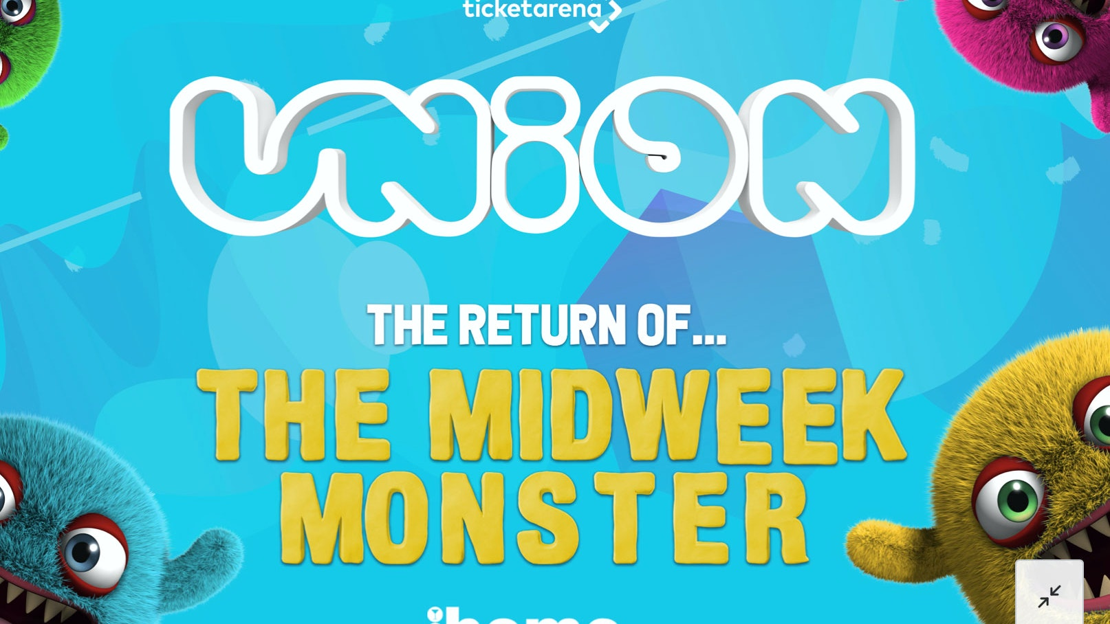 UNION – The Midweek Monster