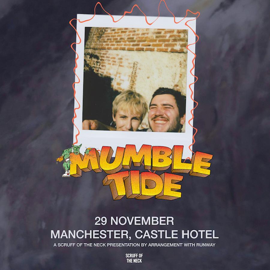 Mumble Tide   Manchester, The Castle