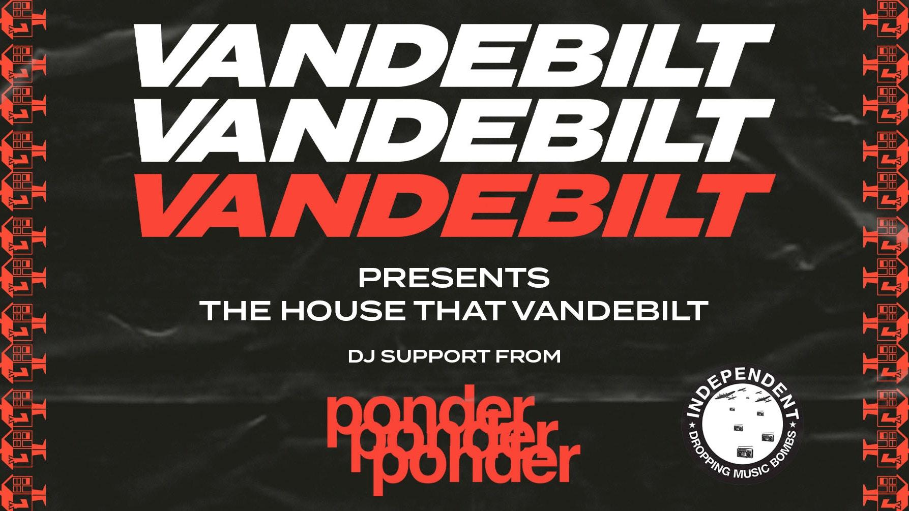 Vandebilt | Independent, Sunderland