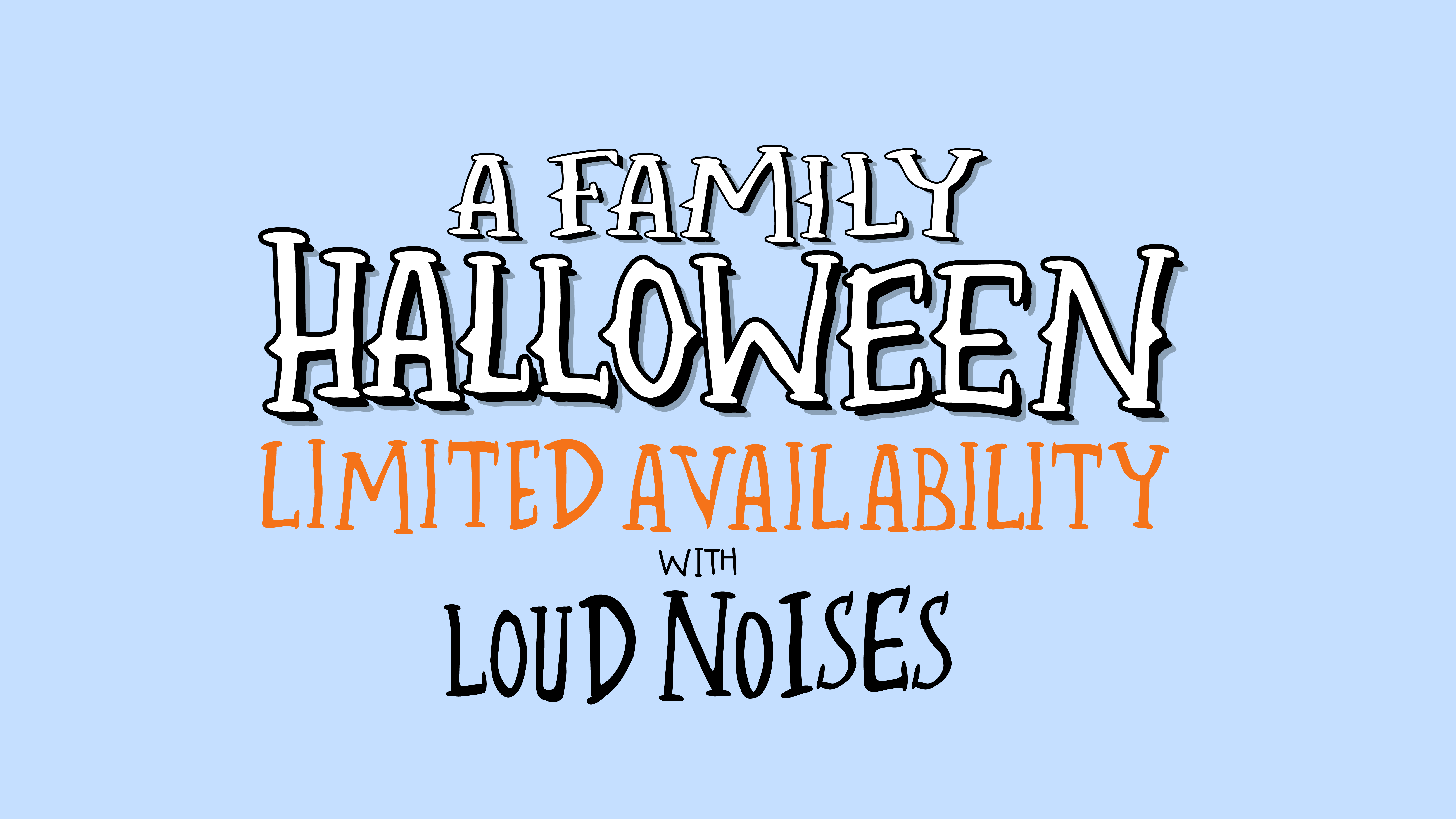 Chow Down Halloween: Sunday 31st October – Loud Noises Brass Band
