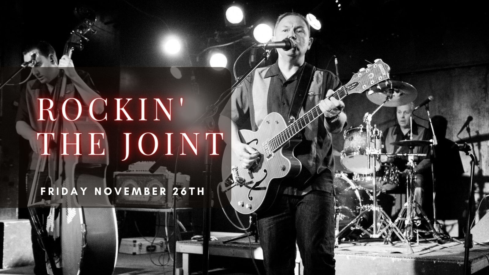 ROCKIN' THE JOINT | Plymouth, Annabel's Cabaret & Discotheque