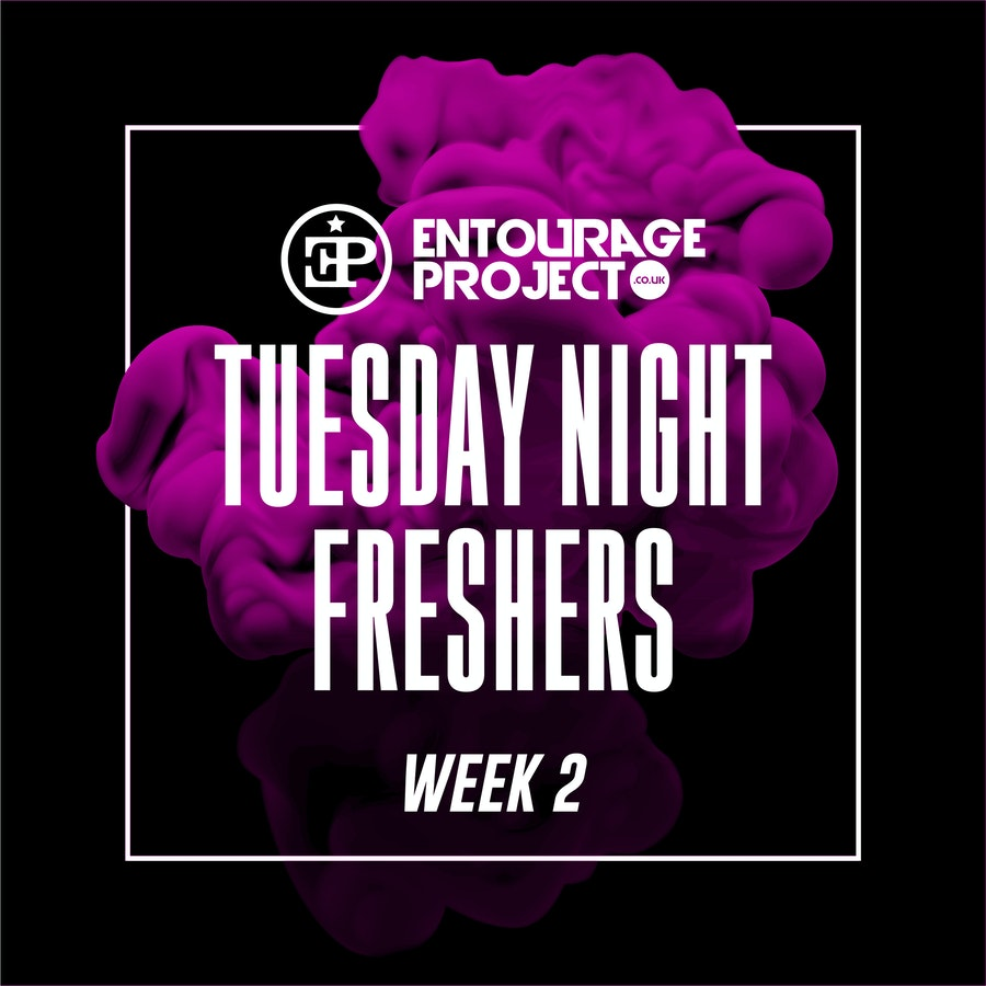 Tuesday Night Freshers – WEEK 2