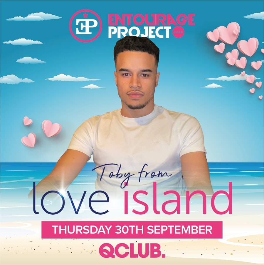 Love Island Party – Featuring Toby