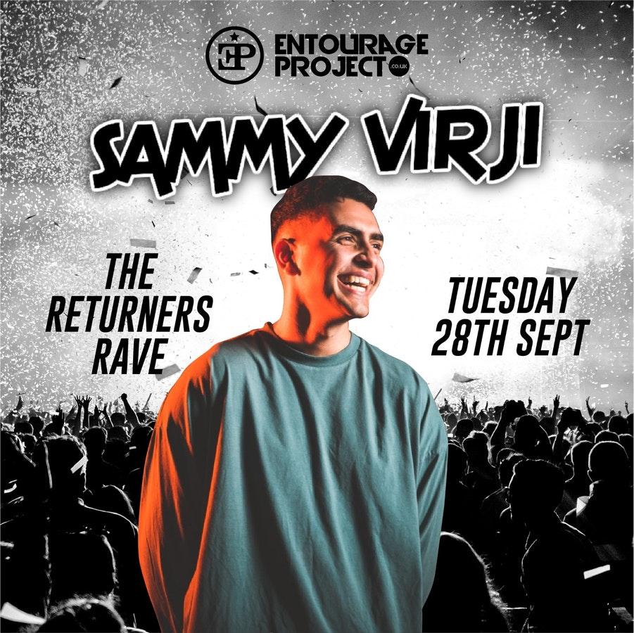 The Returners Rave – (FT Sammi Virji)