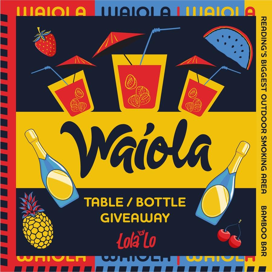 Waiola – Every Friday