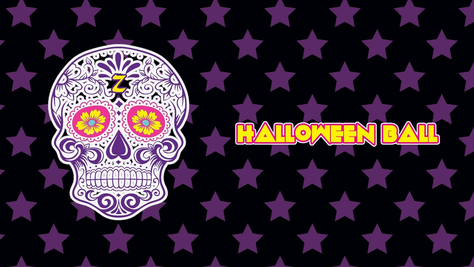 Planet Zogg Halloween Ball