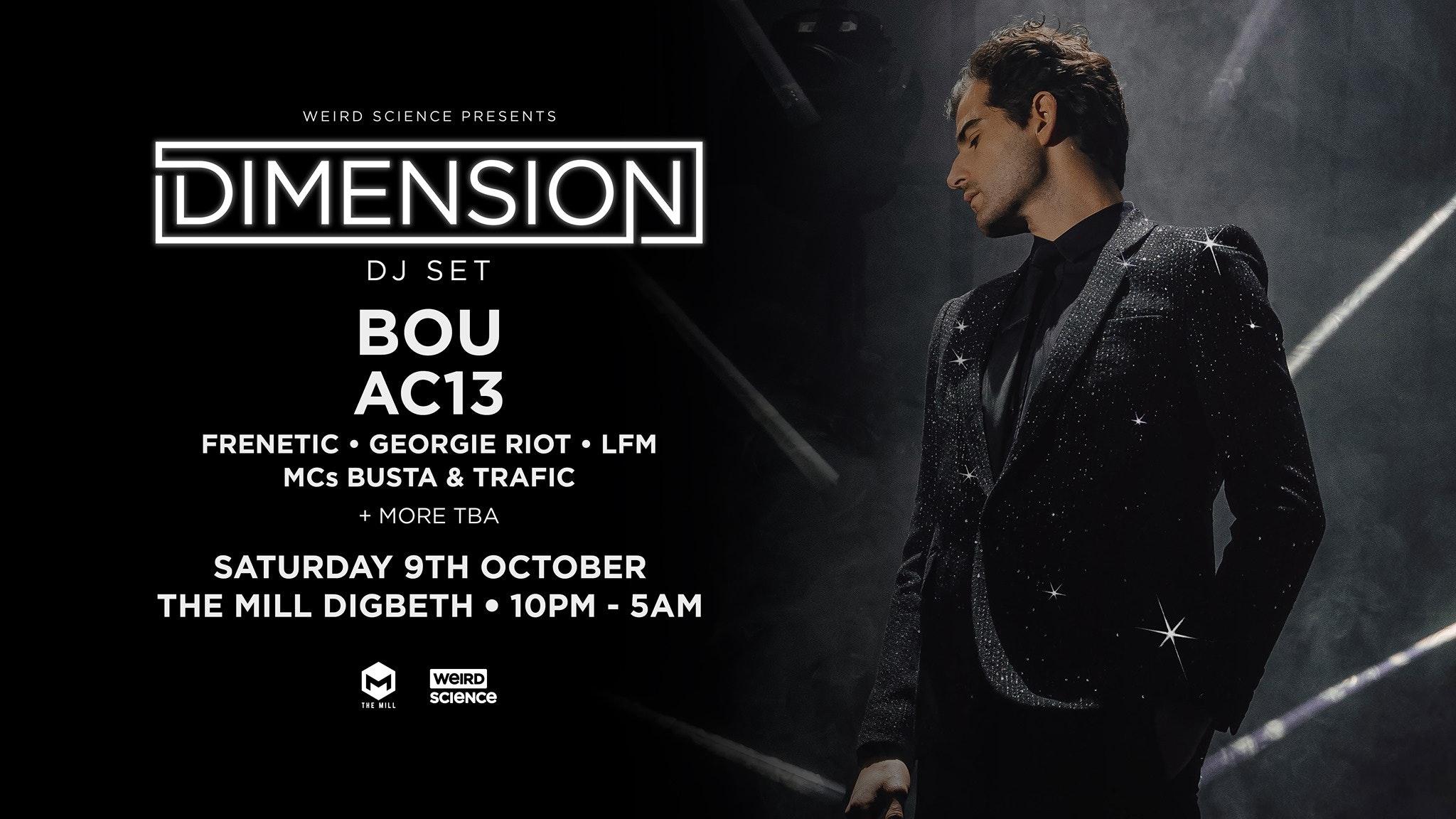 Dimension : Birmingham