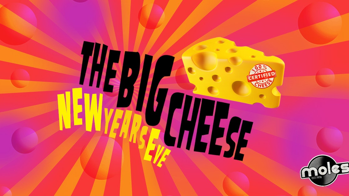 The Big New Year's Eve Cheese!