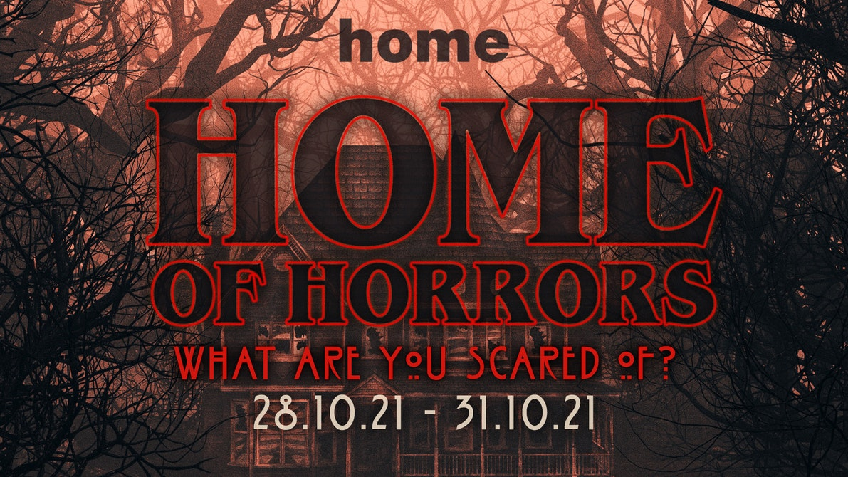 Home Lincoln Halloween 2021   Home Of Horrors Saturday