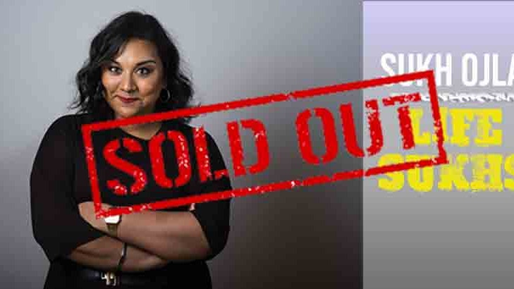 Sukh Ojla : Life Sukhs – Camberley (SOLD OUT – JOIN WAITING LIST)