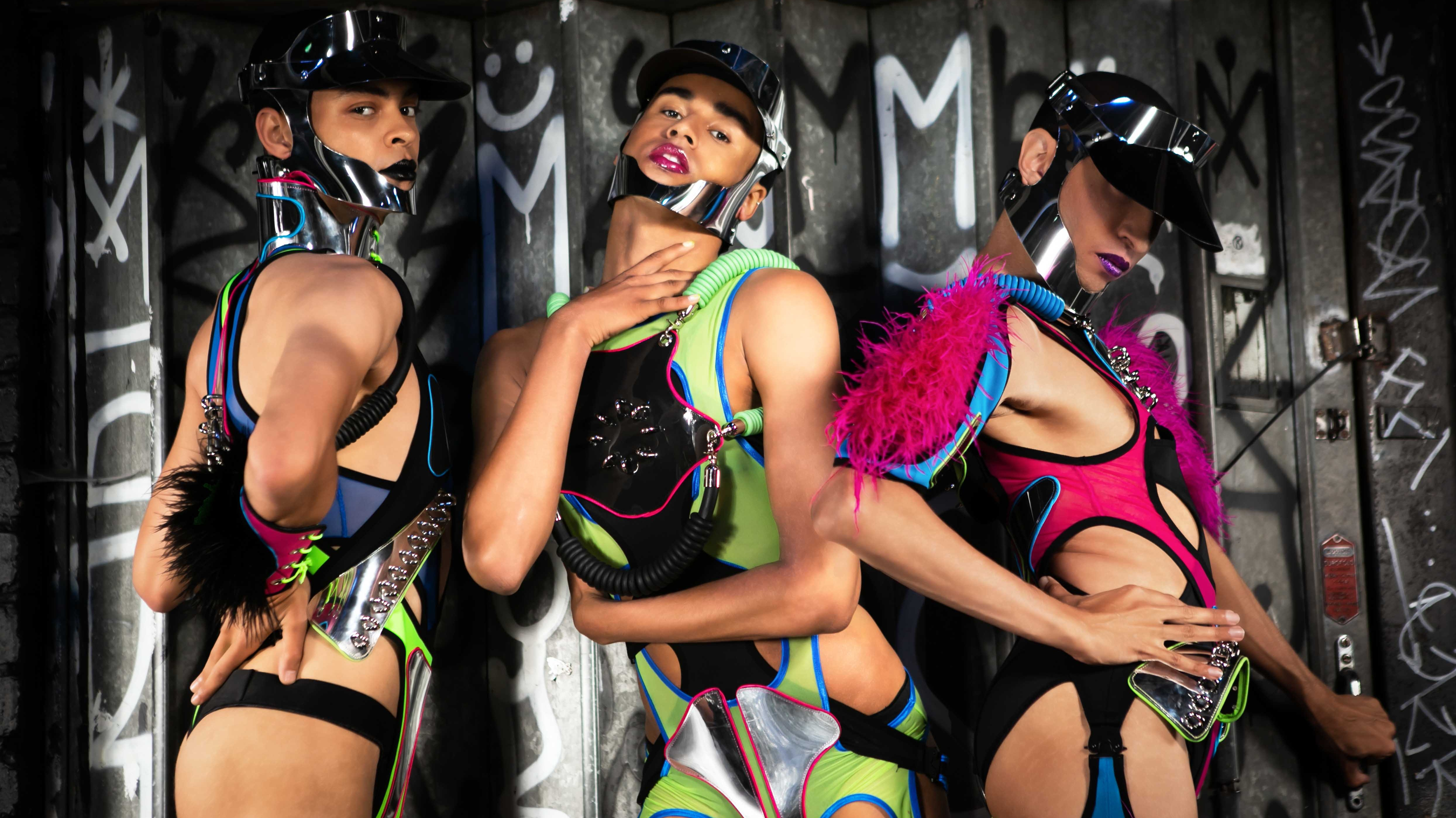 HOUSE OF GHETTO PRESENTS: THE BLACK PRIDE MANCHESTER VOGUE BALL
