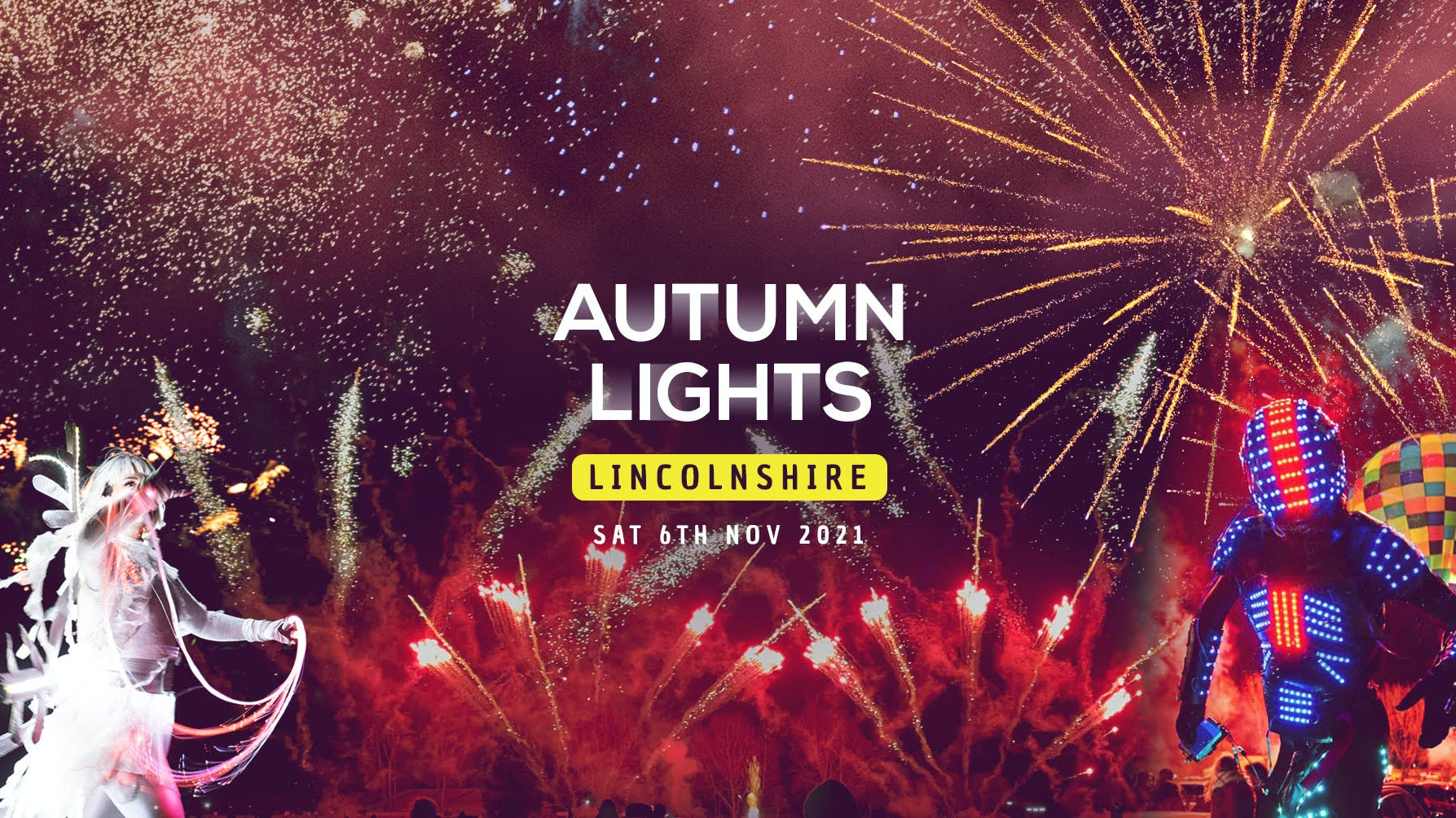 Autumn Lights – Lincoln 2021