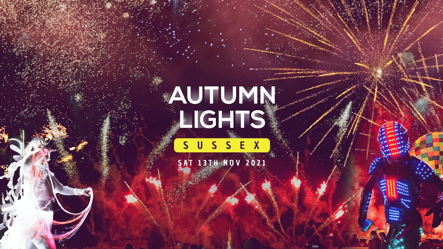 Autumn Lights – Sussex 2021