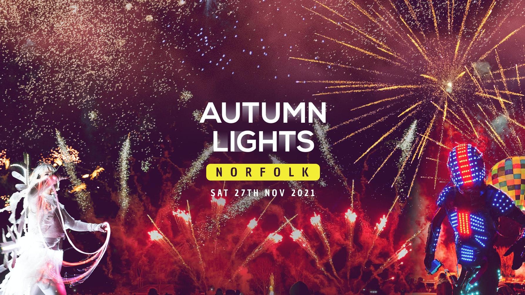 Autumn Lights – Norfolk 2021