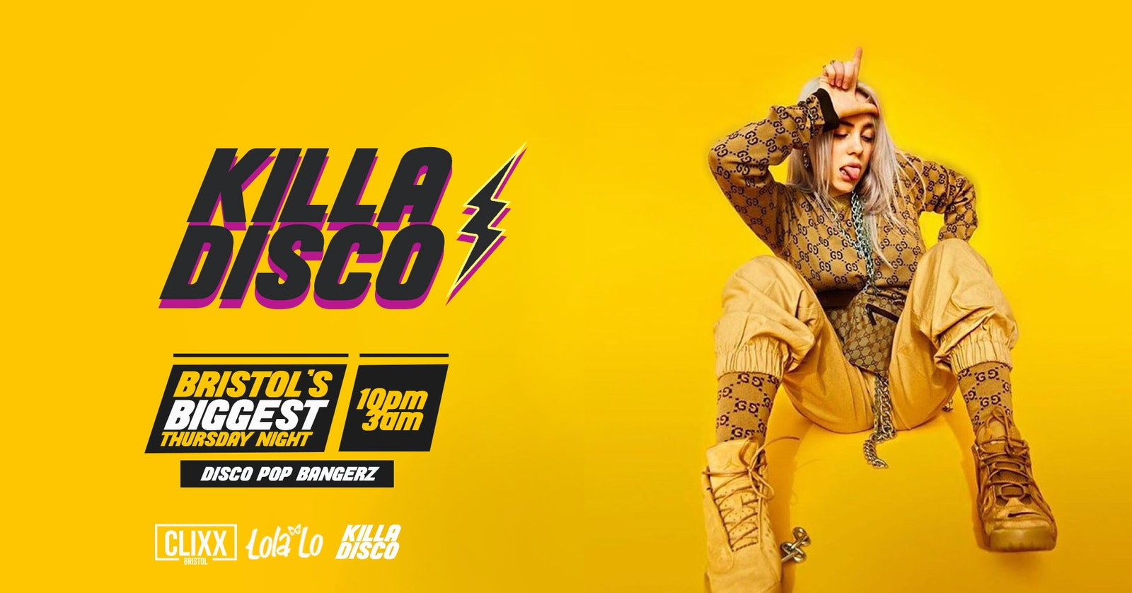 KILLA DISCO  | Moving In Disco  / SOLD OUT – 150 spaces on the door