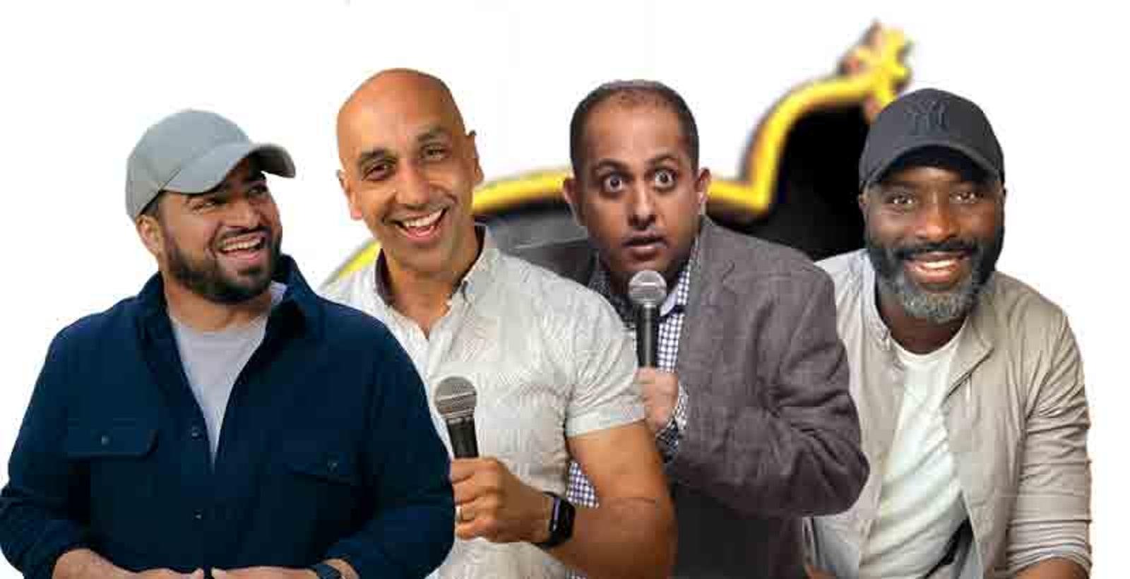 Desi Central Comedy Show – Wolverhampton
