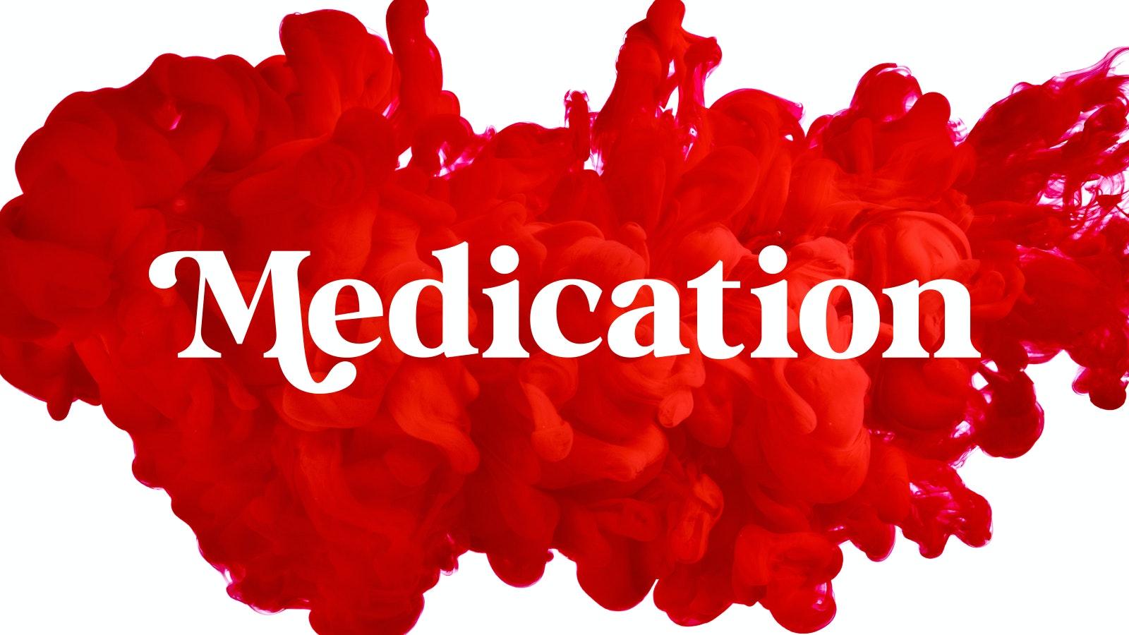 MEDICATION ULTRASOUND